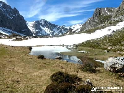 Montaña Leonesa Babia;Viaje senderismo puente; sierra de guadarrama senderismo senderismo nivel med